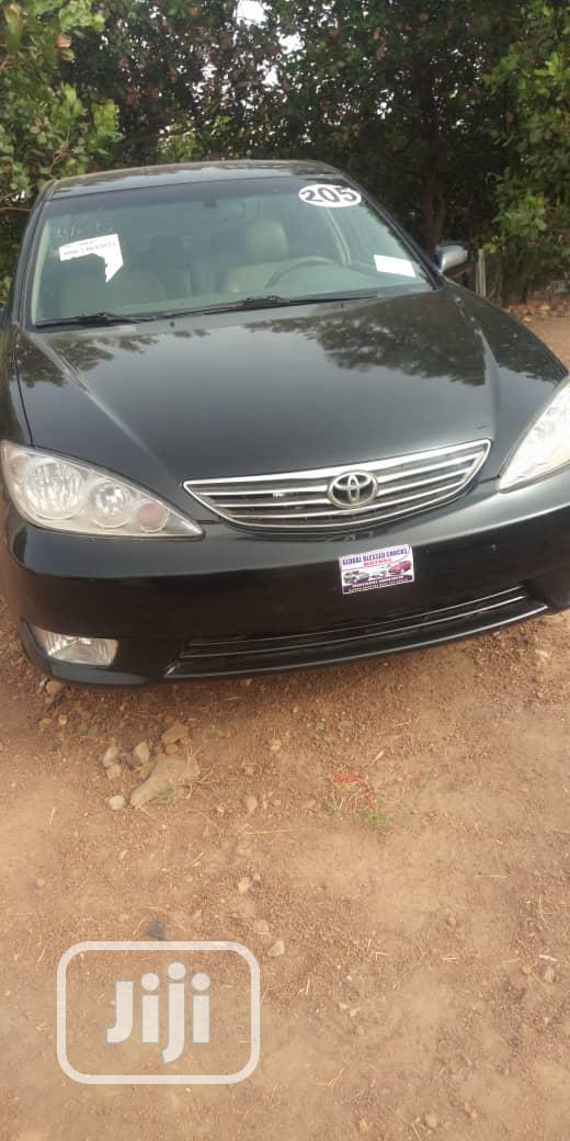 Toyota Camry 2006 Black | Cars for sale in Kubwa, Abuja (FCT) State, Nigeria