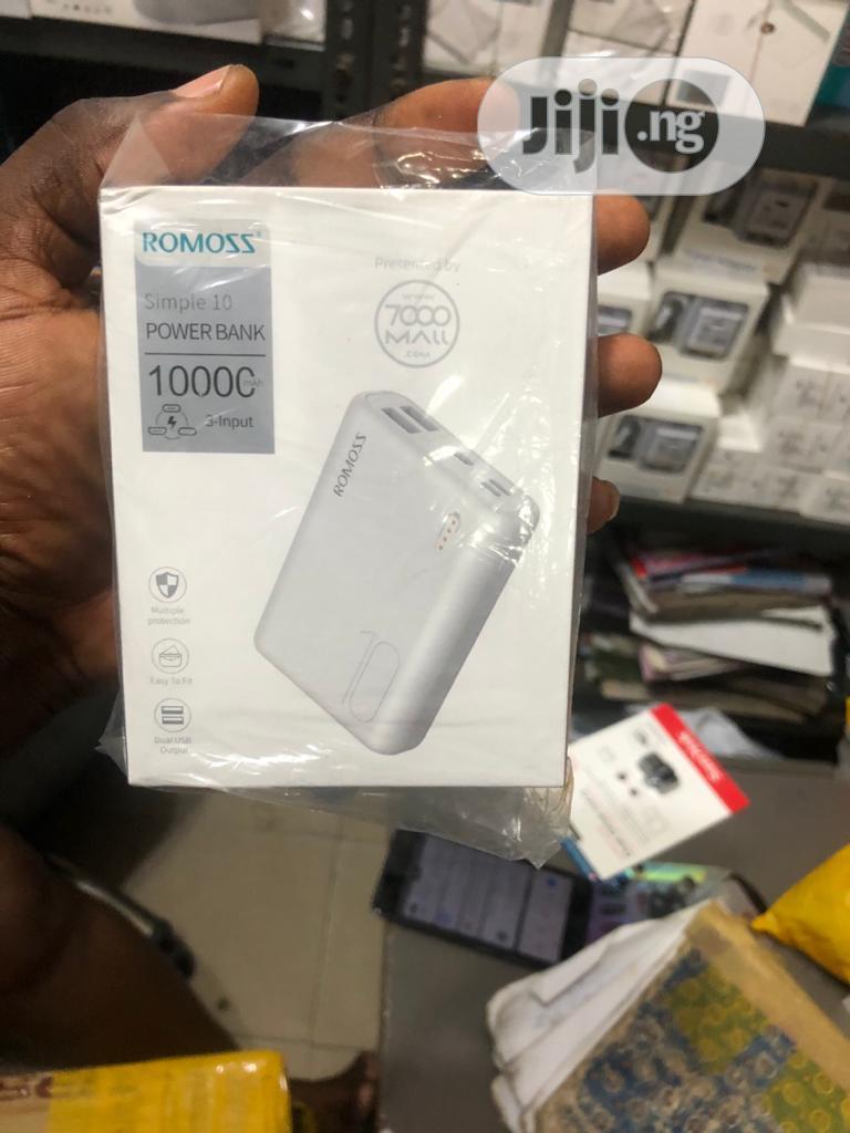 Romoss 10000mah Powerbank