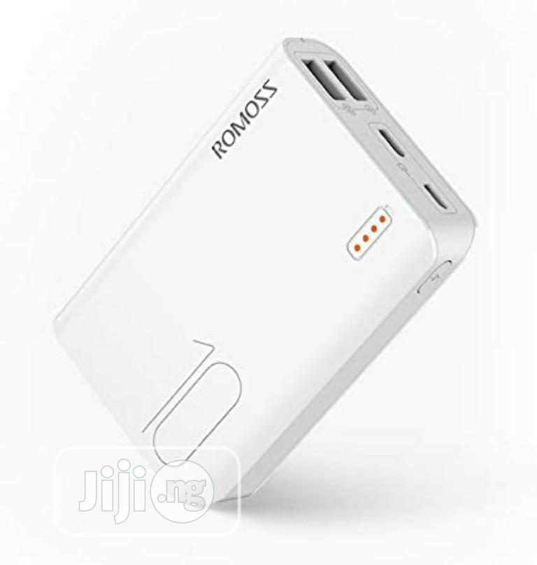 Romoss 10000mah Powerbank | Accessories for Mobile Phones & Tablets for sale in Ikeja, Lagos State, Nigeria