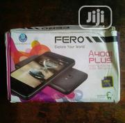 Fero A4001 Plus 8 GB Gold | Mobile Phones for sale in Kogi State, Lokoja