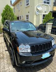 Jeep Grand Cherokee 2008 SRT-8 Black | Cars for sale in Lagos State, Lekki Phase 1