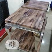 Latest Marble Center Table and Stools | Furniture for sale in Lagos State, Alimosho