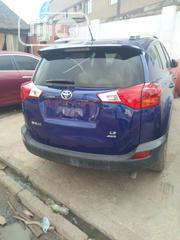 Toyota RAV4 LE (2.5L 4cyl 6A) 2016 Blue | Cars for sale in Lagos State, Ikotun/Igando