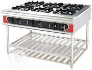 Industrial 6 Burner Cooker   Restaurant & Catering Equipment for sale in Lagos State, Ojo