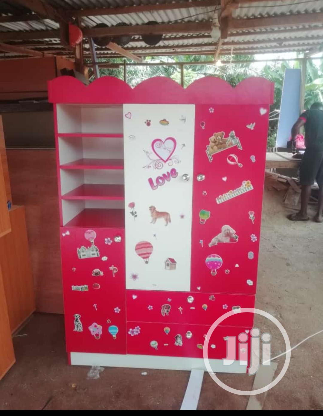Baby Wardrobe | Children's Furniture for sale in Benin City, Edo State, Nigeria