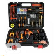 Tools Box With 10v 10mm Cordless Drill Machine   Hand Tools for sale in Lagos State, Lagos Island