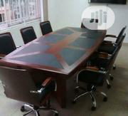 This Is Brand New Quality Eight Seaters Conference Table It Is Strong   Furniture for sale in Lagos State, Maryland