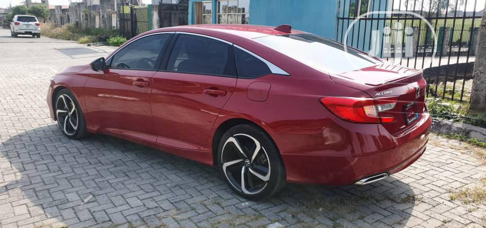 Honda Accord Touring 2018 Red | Cars for sale in Lagos Island, Lagos State, Nigeria