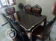 New Royal Dining Table With Chair | Furniture for sale in Lagos State, Ikeja