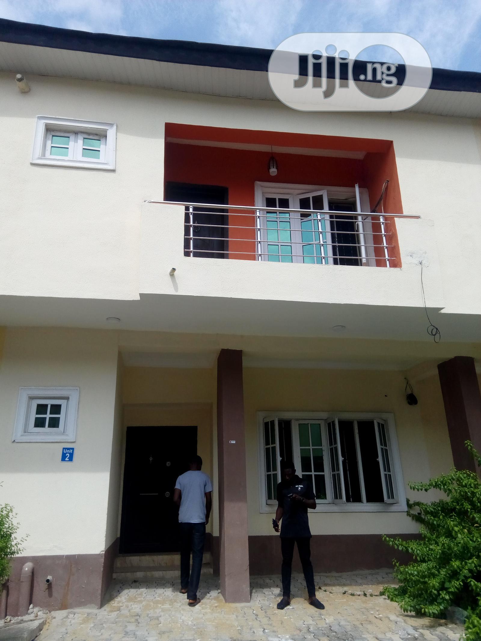 Standard 4 Bedrooms Duplex At Lekki Garden For Sale