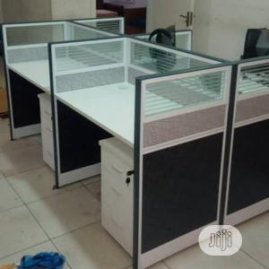 Latest Office Workstation Table   Furniture for sale in Lagos State, Amuwo-Odofin
