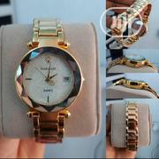 Female Fashionable Wristwatch Available In: Gold, Silver and Rosegold | Watches for sale in Lagos State, Ikeja