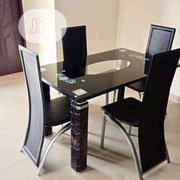 Quality by 4 Glass Dining Table | Furniture for sale in Lagos State, Amuwo-Odofin