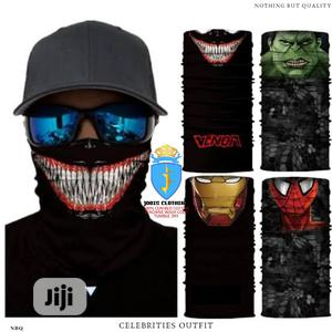 3D Facemask Design. Marvel Heroes Face Mask   Clothing Accessories for sale in Lagos State, Victoria Island