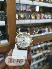 Patek Philippe Leather Strap Wristwatch | Watches for sale in Lagos State, Ikeja