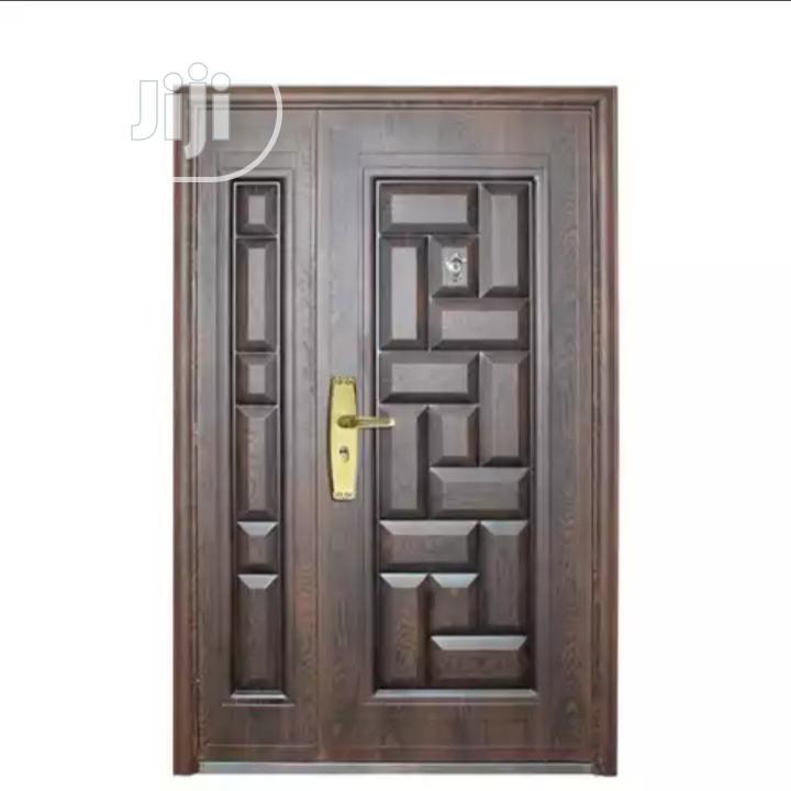 4fit Germany Security Door