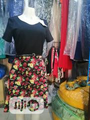 Flowered Gown For Outing | Clothing for sale in Lagos State, Amuwo-Odofin