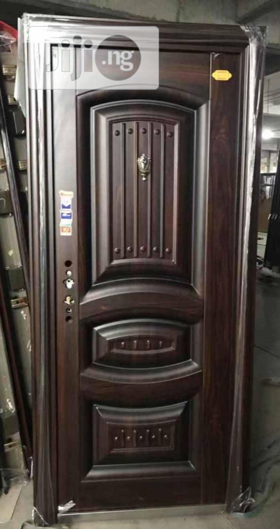 3fit Germany Security Door