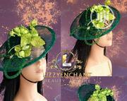 Transparent Flowered Fascinators | Clothing Accessories for sale in Lagos State, Surulere
