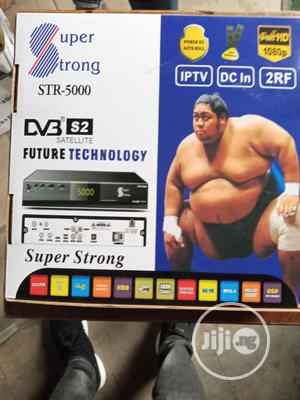 Super - Strong Srt-5000 Decoder   TV & DVD Equipment for sale in Rivers State, Port-Harcourt