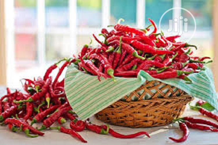 Cayenne Pepper Spice (Per Kg) | Meals & Drinks for sale in Ikoyi, Lagos State, Nigeria