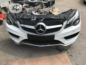Mercedes E350 2016 Complete Front Cut | Vehicle Parts & Accessories for sale in Lagos State, Mushin