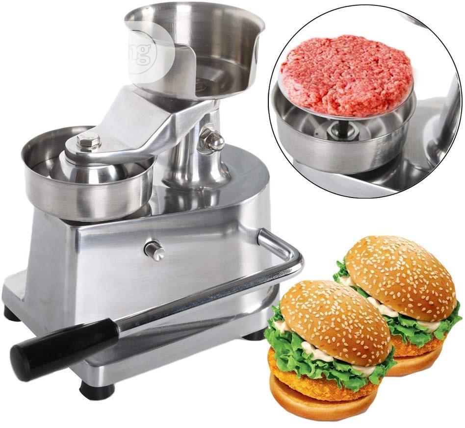 Archive: Manual Hamburger Press