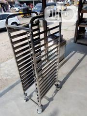 15tray Rack Trolley | Restaurant & Catering Equipment for sale in Lagos State, Ojo
