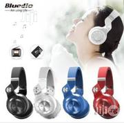Bluedio Hurricane Turbine T2 Plus (T2+) Bluetooth. | Headphones for sale in Lagos State, Ikeja