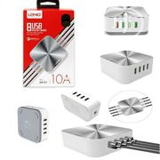LDNIO A8101 8 USB Output Quick Charge 3.0   Accessories for Mobile Phones & Tablets for sale in Lagos State, Ikeja