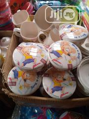 Ceramic Plate With Cover | Babies & Kids Accessories for sale in Lagos State, Lagos Island