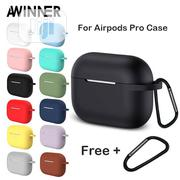 Silicon Case For Airpod Pro Different Colours Available | Accessories & Supplies for Electronics for sale in Lagos State, Ikeja