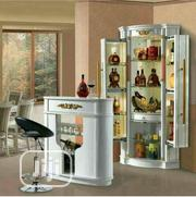 Brand New Imported Executive Bar Cabinet With 2 Side's Extension DR | Furniture for sale in Lagos State, Yaba