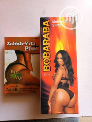 BOBARABA And Zahidi-vita For Butts And Hips Enlargement   Sexual Wellness for sale in Abia State, Aba North