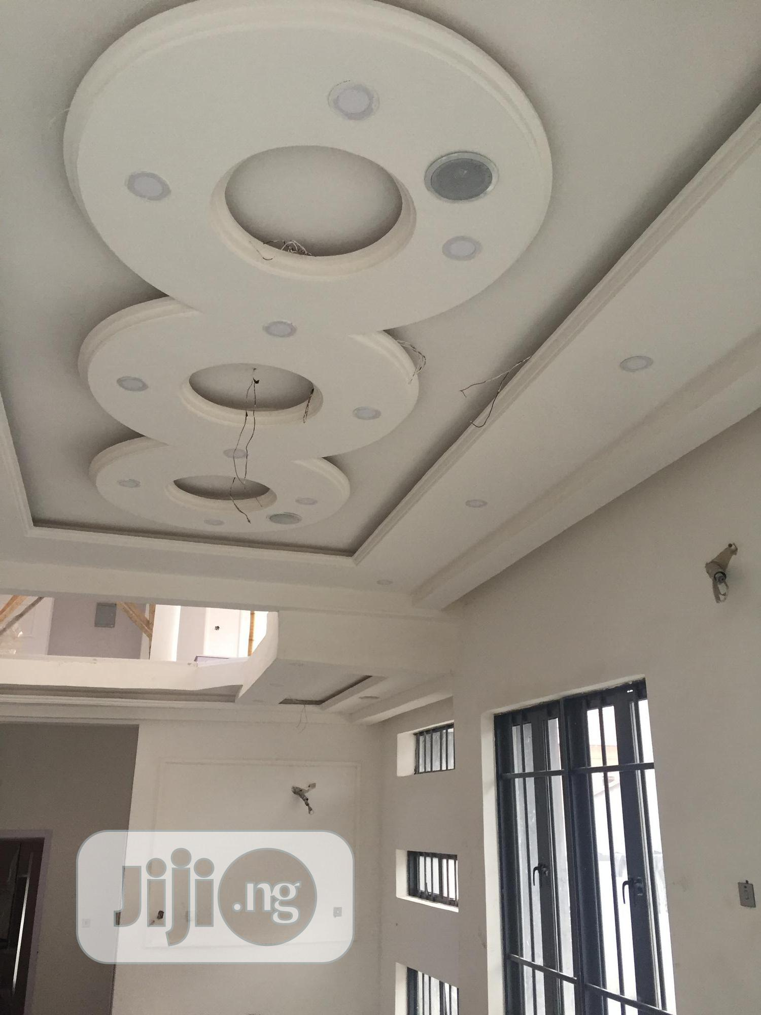 POP Ceiling   Building & Trades Services for sale in Ikeja, Lagos State, Nigeria
