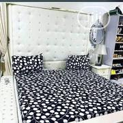 6x6 Duvet, Bedsheet With 4 Pillow Cases | Home Accessories for sale in Lagos State, Ikeja
