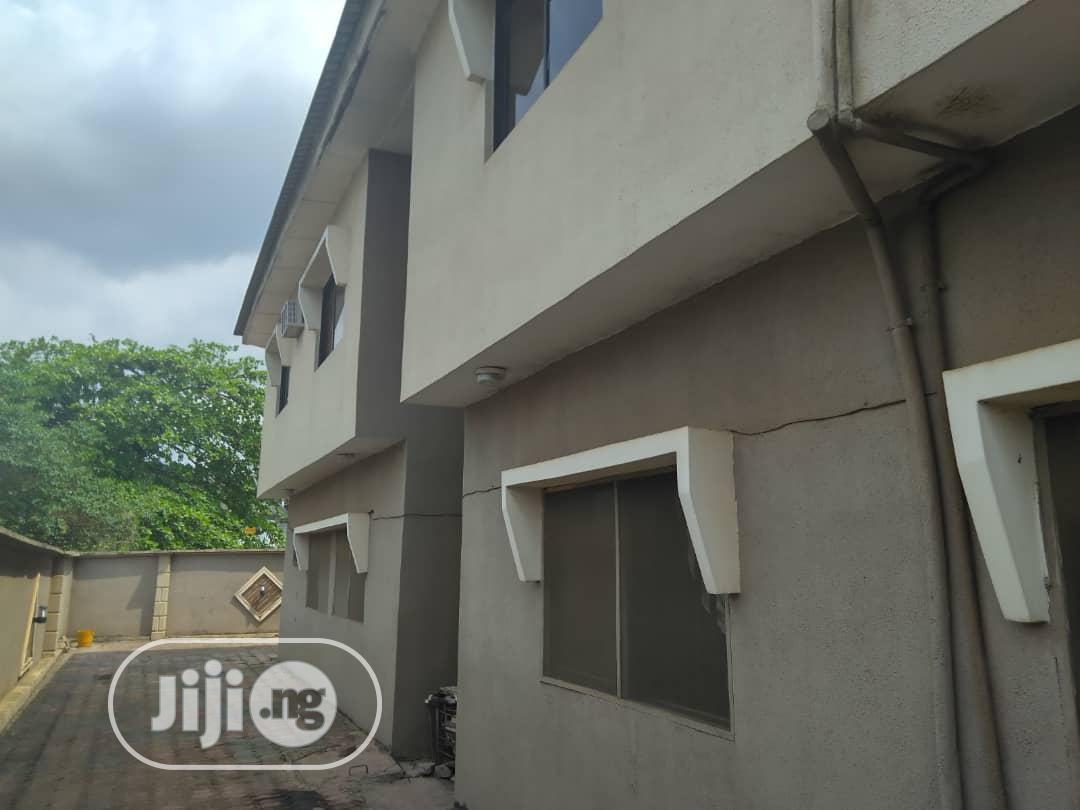 Executive 4number of 3bedrm Flat Is Available for Sale at Ojodu Extens