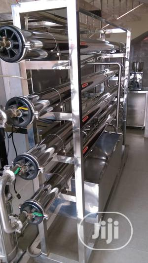 Reverse Osmosis Water Treatment Plant   Manufacturing Equipment for sale in Lagos State, Badagry