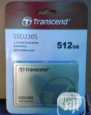 Transcend 512 SSD 23OS 2.5 Solid State Drive SATA 6GB/S   Computer Hardware for sale in Lagos State, Ikeja