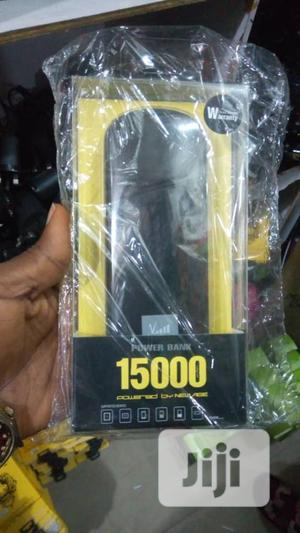 15,000mah New Age Virgin Powerbank Power Bank 15000 | Accessories for Mobile Phones & Tablets for sale in Oyo State, Ibadan