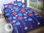 Colorful Duvet, Bedsheet With 4 Pillow Cases-7*7   Home Accessories for sale in Lagos State, Ikeja