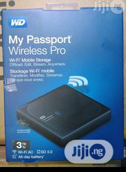WD My Passport Wireless Pro 3TB Hard Drive | Computer Hardware for sale in Lagos State, Ikeja