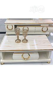 Tvstand Shelves and Center Table   Furniture for sale in Lagos State, Ojo