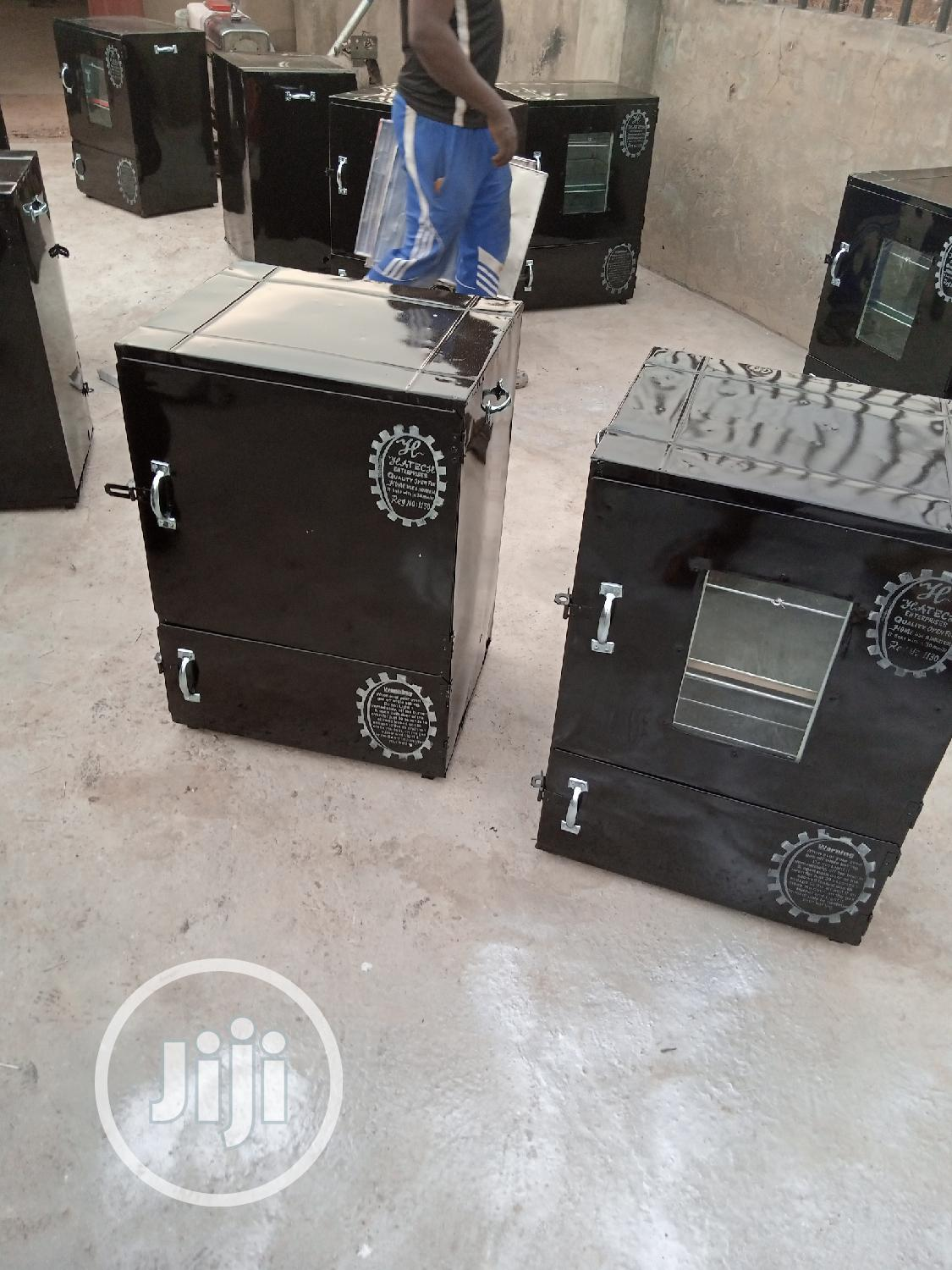 Easytech And Charcoal Oven