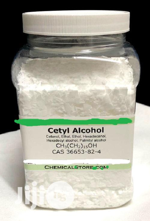 Archive: Organic Cetyl Alcohol Wax (Per Kg)