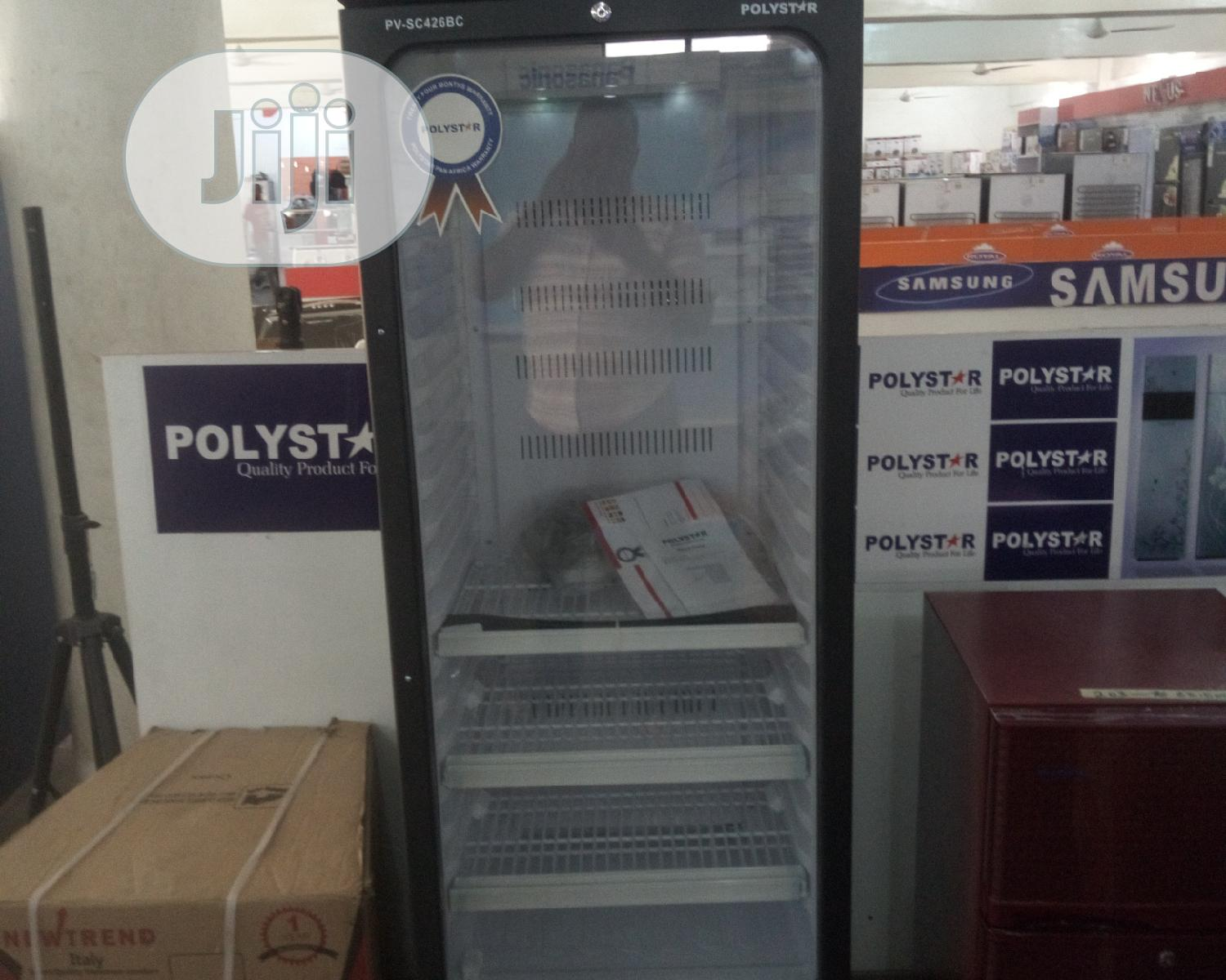 Polystar Showcase Fridge | Restaurant & Catering Equipment for sale in Wuse, Abuja (FCT) State, Nigeria