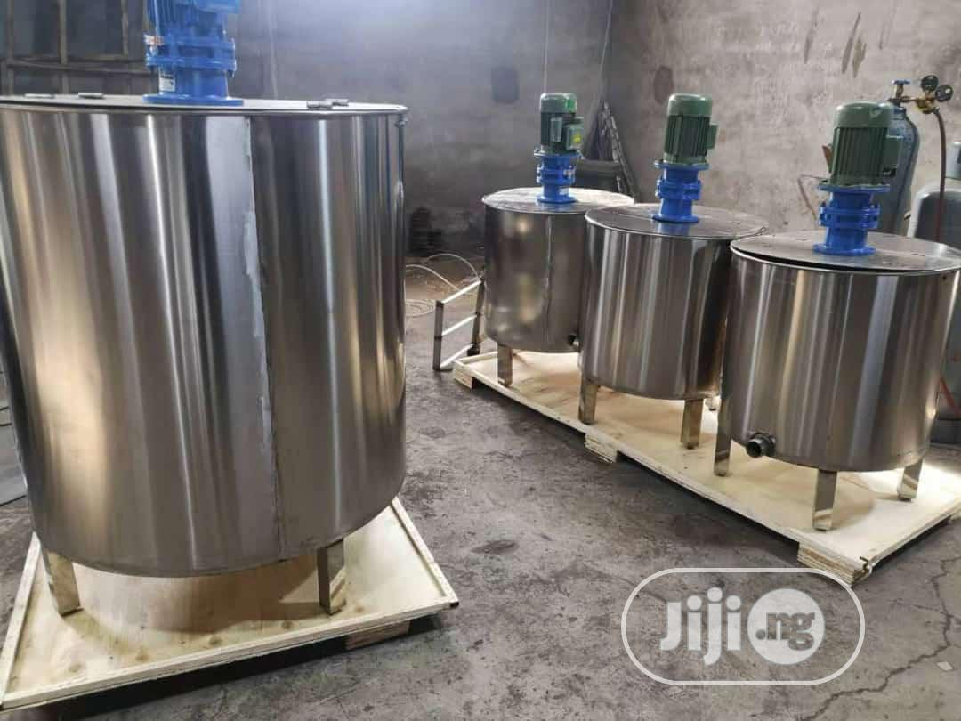 High Quality Soap Mixers