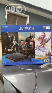 New Playstation 4 With 1 Year Warranty | Video Game Consoles for sale in Lagos State, Ikeja