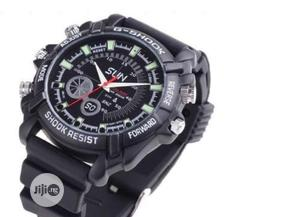 32g Waterproof Spy Camera Watch - Supports Night Vision | Security & Surveillance for sale in Abuja (FCT) State, Wuse