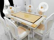 Quality Royal Dining Table by 6 | Furniture for sale in Lagos State, Lekki Phase 1